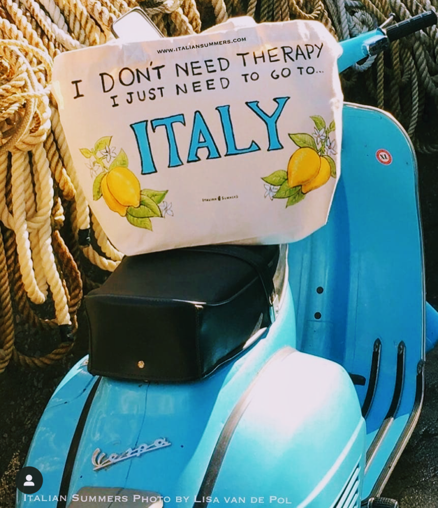 Yup ! This picture made us chose Italy! Sometimes choosing a destination can be so simple! ;)